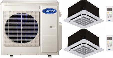 Carrier 38MGQD27340MBQB12C3X2 Performance Dual-Zone Mini Spl