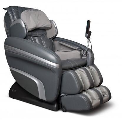Osaki OS6000CHARCOAL Full Body Shiatsu/Swedish Massage Chair