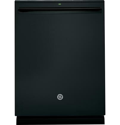 GE GDT655S Energy Star Rated Built-in Dishwasher with Fully Integrated Controls, 16-Place Settings, 4 Wash Cycles, 10 Options, Bottle Jets, Hard Food Disposer with Removable Filter, Touch Adjustable Upper Rack and Steam PreWash in