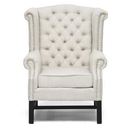 TOV Furniture Fairfield TOV-63102-XX Linen Club Chair