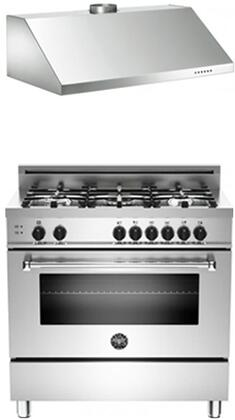 Bertazzoni 714846 Kitchen Appliance Packages