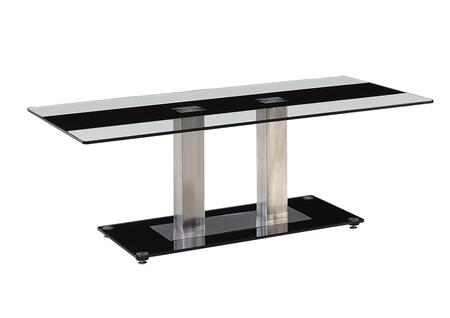 Global Furniture USA 2108C Modern Table