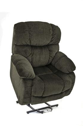 MedLift 5900CAS Contemporary Wood Frame  Recliners