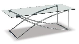 Global Furniture USA 810C Contemporary Table