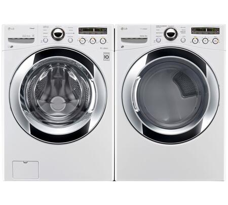 LG 342234 Washer and Dryer Combos