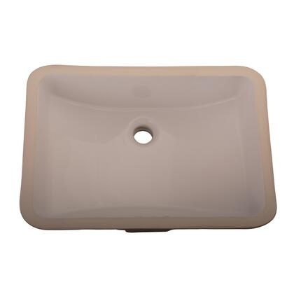 "Barclay 4715 18"" x 12"" Cleo Undercounter Basin in"