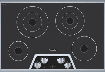 Thermador CEM304FS Masterpiece Series  Electric Cooktop, in Stainless Steel