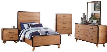 Zoom In Acme Furniture Carla Bedroom Set