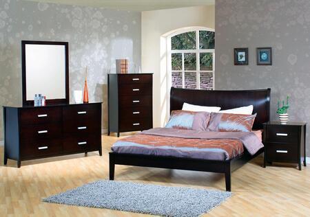 Coaster 200300QSET5 Queen Bedroom Sets