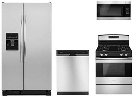 Frigidaire FG4PC30GFSSBSFCSSKIT4 Gallery Kitchen Appliance P