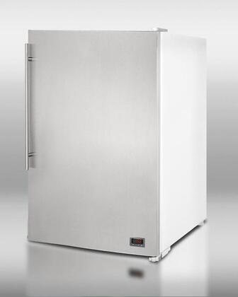 Summit FS60SSVHFROST  Freestanding Beverage Center