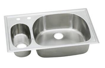 Elkay ECGR3322R2 Kitchen Sink