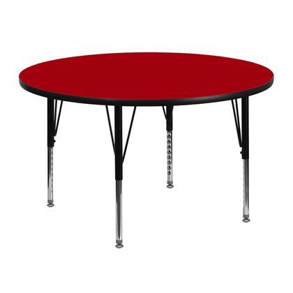 Flash Furniture XUA48RNDREDTPGG