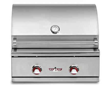 Delta Heat DHBQ26GBL  Grill, in Stainless Steel