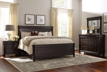 Broyhill 4907QPBNDM Aryell Queen Bedroom Sets