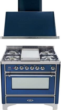 Ilve 720068 Majestic Kitchen Appliance Packages