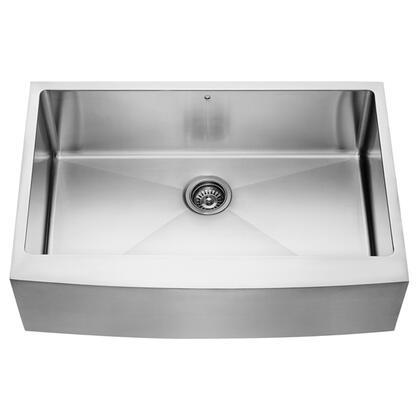 Vigo VGR3320C Stainless Steel Kitchen Sink