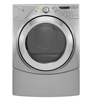 Whirlpool WED9550WL  Electric Dryer, in Silver