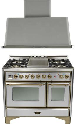 Ilve 720756 Majestic Kitchen Appliance Packages