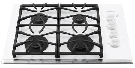 Frigidaire FGGC3065KW Gallery Series Gas Sealed Burner Style Cooktop