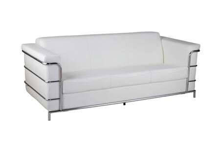 Euro Style 05034 Leonardo Series  Sofa