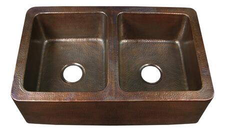 Barclay 6942AC Copper Bath Sink