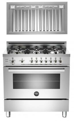Bertazzoni 714854 Kitchen Appliance Packages