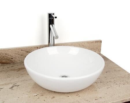 D'Vontz DVSP0001WH  Sink