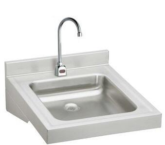 Elkay WCL1923OSDSACC Bath Sink