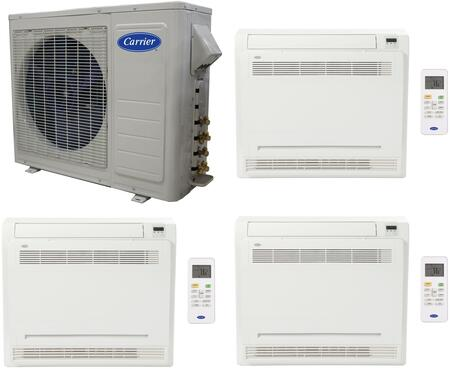 Carrier 700991 Performance Mini Split Air Conditioner System
