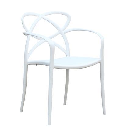 Fine Mod Imports FMI10157 Script Dining Chair