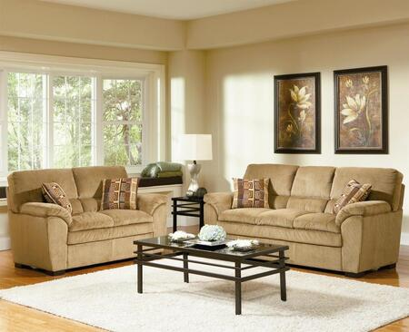 Coaster 502421SET3 Molly Living Room Sets