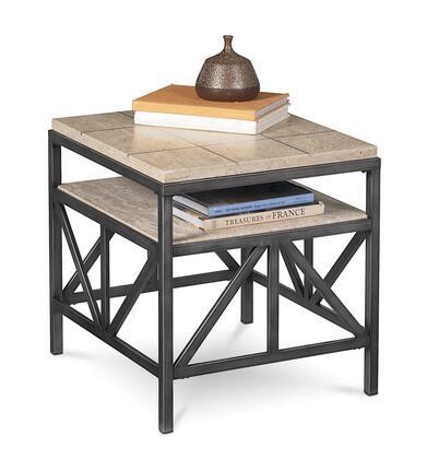 Lane Furniture 1205007 Sydney Series Contemporary Rectangular End Table