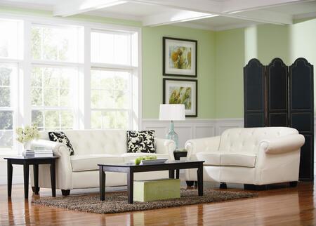 Coaster 502551SET3 Kristyna Living Room Sets