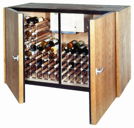 "Vinotemp VINO296CRED 61.5"" Wine Cooler 