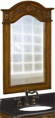 Belle Foret BF80057  Arched Portrait Bathroom Mirror
