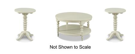 Klaussner 8653PCCT2CST Emerson Living Room Table Sets