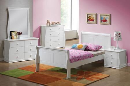 Acme Furniture 30090F5PC Nebo Full Bedroom Sets