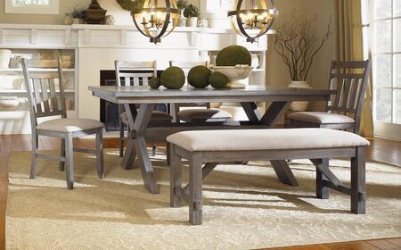 Powell 457417M5 Turino Dining Room Sets