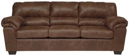 "Milo Italia Bradford MI-4208ETMP 90"" Full Sofa Sleeper with Innerspring Mattress, Easy-to-Lift Mechanism and Divided Back Cushions in"