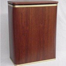 Redmon 233X Woodgrain Vinyl Hamper in