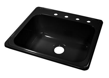 Lyons DKS22X4 Kitchen Sink