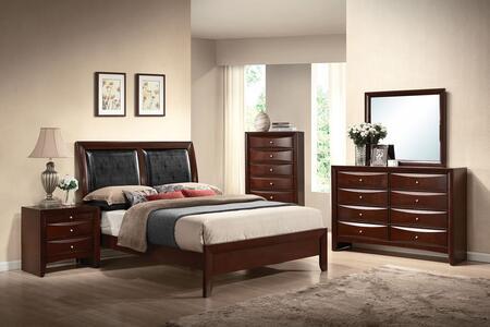 Acme Furniture 21450Q5PC Ireland Bedroom Sets
