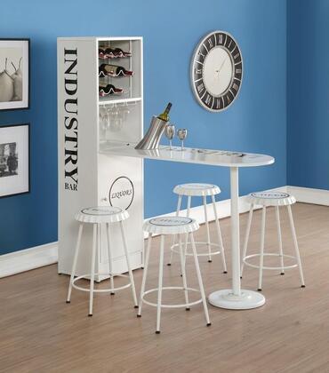 Acme Furniture Mant 5 PC Set