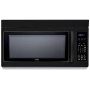 Bosch HMV9306 1.8 cu. ft. Over the Range Microwave Oven with 300 CFM, 1000 Cooking Watts, in Black