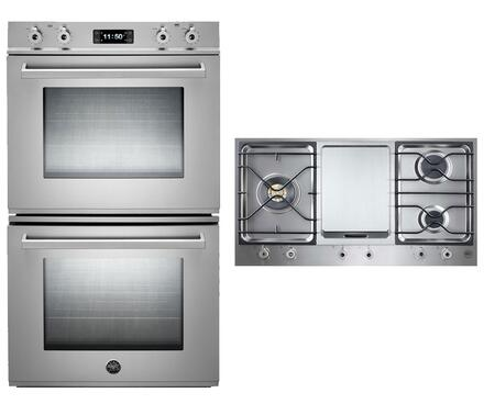 Bertazzoni 347072 Professional Kitchen Appliance Packages