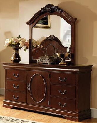 Furniture of America CM7952D Velda II Series  Dresser