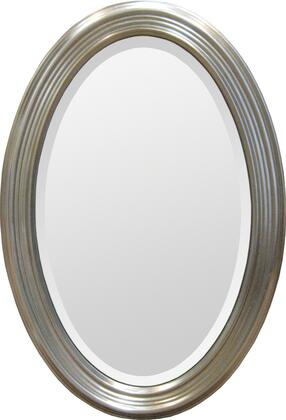 Ren-Wil MT279  Oval Both Wall Mirror