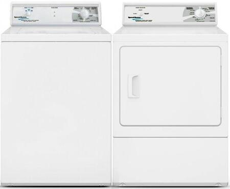 Speed Queen 963052 Washer and Dryer Combos