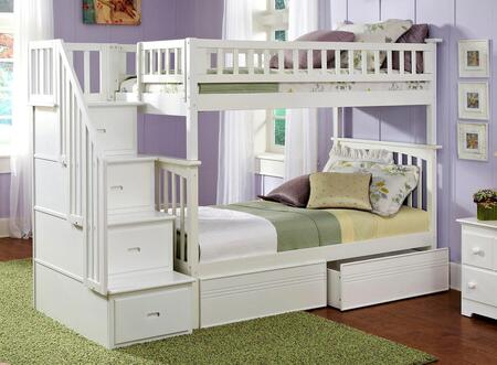 Atlantic Furniture AB55612  Bunk Bed